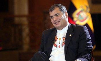 Embestida judicial contra Correa: piden su prisión preventiva | Lawfare