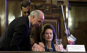 Sin mujeres: el Gobierno se opuso a que Highton de Nolasco siga en la Corte | Carlos fayt