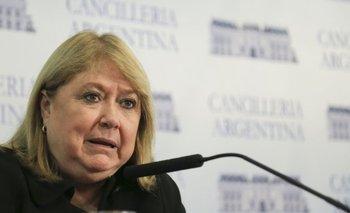 Malcorra se despegó de Macri y habló de golpe en Bolivia    Golpe en bolivia