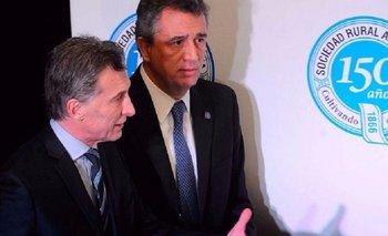 Mauricio Macri firmó el decreto que vuelve a crear al Ministerio de Agricultura | Macri presidente