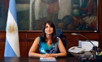 """Cecilia Loccisano, la esposa de Triaca que tuvo """"superpoderes"""" en Salud   Salud"""