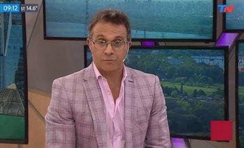 La sorprendente autocrítica de Lapegüe sobre el rol de los medios | Coronavirus en argentina