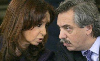 De qué se habló en la reunión entre Cristina y Alberto Fernández | Cristina kirchner