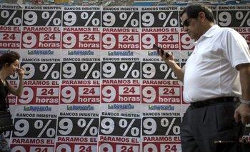 Comenzó el paro bancario por 48 horas, en la antesala de la marcha de Camioneros | Sergio palazzo