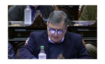 Mario Negri pidió que el Gobierno aparte a Díaz Gilligan | Cambiemos