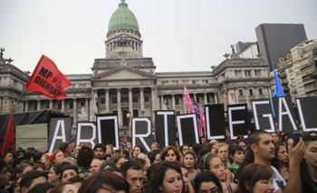 Con final incierto, Macri dio luz verde al Congreso para tratar la despenalización del aborto | Congreso