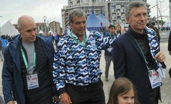 Fin a la Secretaría de Deportes: un asesor de Rodríguez Larreta se quedó con una millonaria obra   Mauricio macri