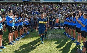 Vóley femenino: son multicampeonas pero hicieron de pasillo de los jugadores de fútbol de Boca | Boca juniors