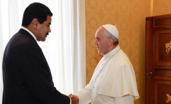 El Papa Francisco puso una condición para mediar en la crisis de Venezuela | Papa francisco