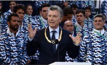 Deportistas y clubes mostraron mostraron su rechazo al DNU de Macri que elimina la Secretaría de Deportes   Fin de la secretaría de deportes