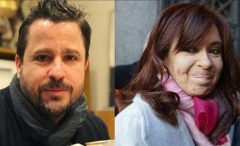 La confesión de Martín Tetaz por la vuelta de Cristina Kirchner | Martín tetaz
