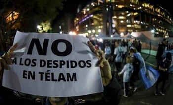 Vaciaron los estudios de Télam Radio y temen que se cierre el servicio | Hernán lombardi