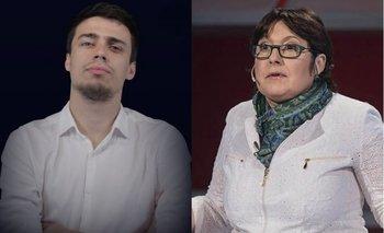 Graciela Ocaña defendió a Stornelli y Juan Amorín la dejó en evidencia | Aportantes truchos