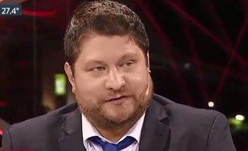 Wiñazki montó una operación contra Gollán pero quedó al desnudo  | Nicolás wiñazki