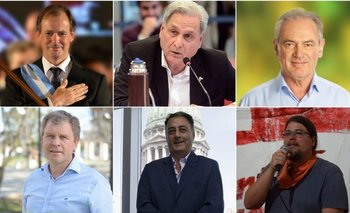 Elecciones 2019: mucha rosca y pocos candidatos en Entre Ríos   Entre ríos