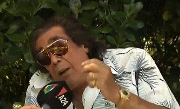 Escracharon a Cacho Castaña mientras tocaba en Villa María | Cacho castaña