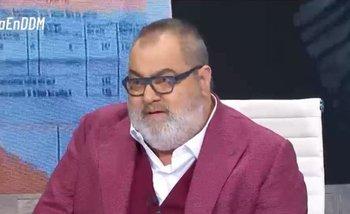 Le dieron el alta a Jorge Lanata tras la internación en el Hospital Británico   La salud de lanata