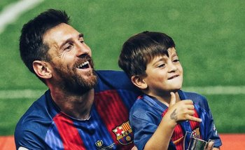 Lionel Messi donó 100 mil euros al Garrahan para que se avance en investigaciones de cáncer infantil   Hospital garrahan