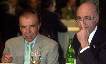 Murió Eduardo Bauzá, el primer jefe de Gabinete de la Argentina | Menem