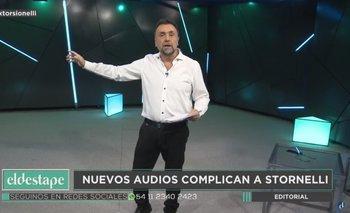 El editorial de Roberto Navarro: Los audios de las coimas de Stornelli para meter presa a Cristina Kirchner | Por roberto navarro
