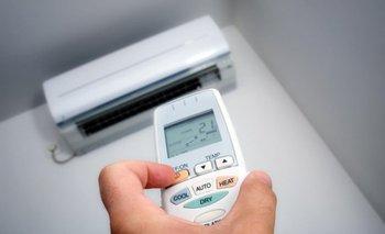 El aire acondicionado, un lujo: Edesur pidió no usarlo y lo destrozaron en redes | Twitter