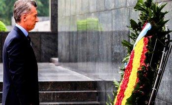 Insólito: en Vietnam, Macri homenajeó a un líder comunista | Mauricio macri