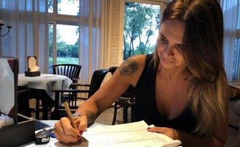 """Con un partido """"provida"""", Amalia Granata se lanza como candidata   Twitter"""