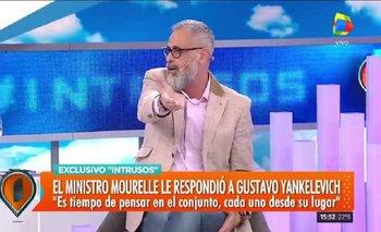 """Jorge Rial, lapidario contra el Gobierno: """"Saben que se les termina""""   Mar del plata"""