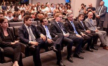 El secretario de Finanzas apuntó contra Cambiemos | Diego bastourre