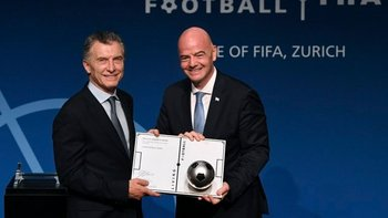 Macri en la FIFA: una estrategia electoral | Vuelve al ruedo