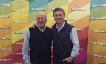 Reapareció Niembro y defendió a Macri por su cargo en FIFA | Macri en la fifa