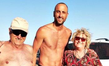 Manu Ginobili protagonizó el rescate de una abuela  | En la costa