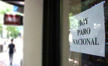 Anunciaron un paro bancario para el lunes | Crimen en isidro casanova