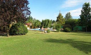 Así es el hotel de Vandenbroele en Mendoza  | Caso ciccone