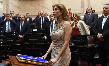 Claudia Ledesma Abdala será Presidenta por un día   Ni alberto ni cfk