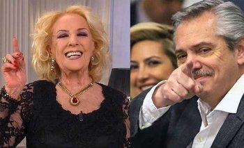 El inesperado elogio de Mirtha Legrand a Alberto Fernánez | Cambia todo cambia