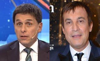 Vilouta y Carnota fueron separados del noticiero de A24 | Televisión