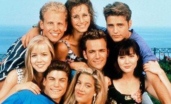 El doloroso anuncio de una actriz de Beverly Hills 90210  | Dolor
