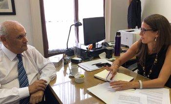 El Síndico General de la Nación se reunió con Gómez Alcorta | Género