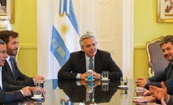 La queja de 'Chiqui' Tapia a Alberto por una medida de Macri | Afa