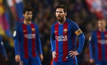 Lionel Messi estalló contra otro integrante del Barcelona | Se enojó