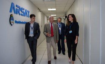 El Gobierno prepara el tercer satélite argentino | Arsat