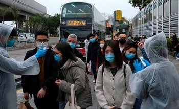 Coronavirus: la drástica decisión deportiva en China   Coronavirus