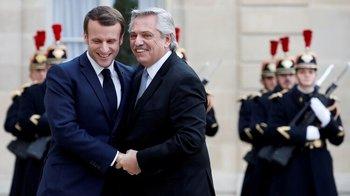Francia ayudará a la Argentina con la deuda externa   Deuda externa