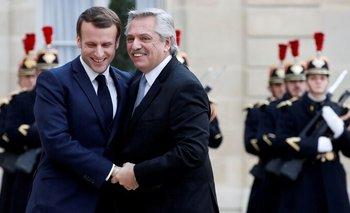 Francia ayudará a la Argentina con la deuda externa | Deuda externa
