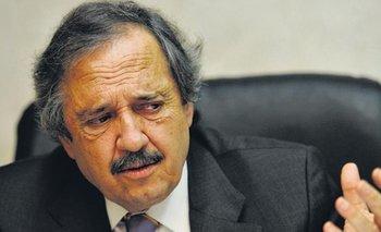 Alfonsín retrucó las críticas por aceptar la embajada en España | Ricargo alfonsín