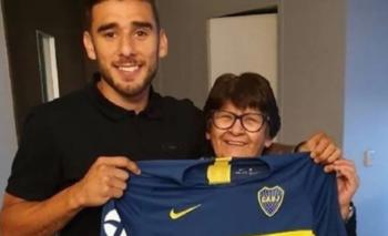 Operaron de urgencia a la madre de 'Toto' Salvio | Boca juniors