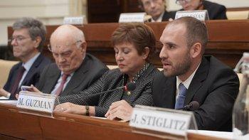 Guzmán recibió a la misión del FMI en Argentina | Deuda externa