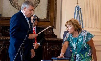 Escándalo en Jujuy por la jura de la fiscal anticorrupción | Gerardo morales