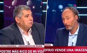 Dos periodistas de TyC se cruzaron al aire por la Superfinal | Televisión